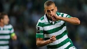 Slimani quer voltar ao Sporting
