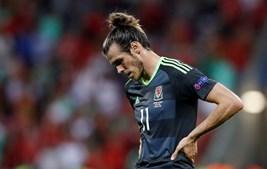 Gareth Bale era o rosto do cansaço e da tristeza