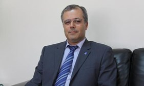 Luís Meira, presidente do INEM