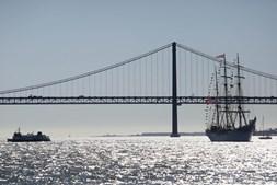 A Tall Ships Race 2016 traz a Lisboa mais de 50 grandes veleiros de todo o mundo e 5000 tripulantes de várias nacionalidades
