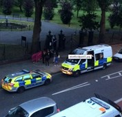 Crime ocorreu em West Ham Lane Recreation Ground, em Stratford, em Inglaterra