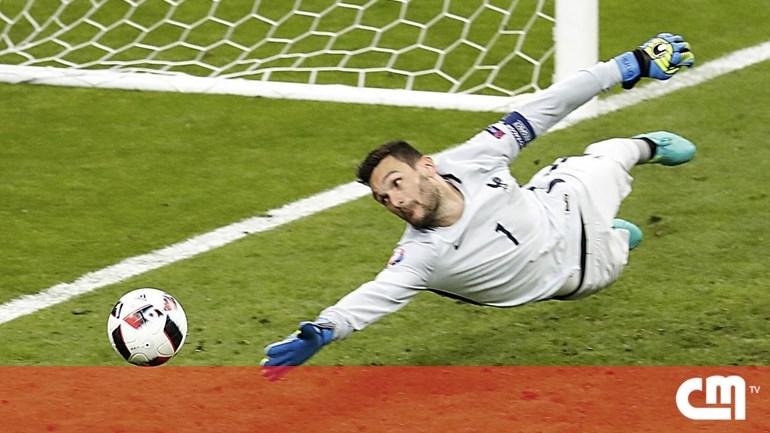 0d5b35484d Nova teoria francesa explica o golo de Éder - Futebol - Correio da Manhã