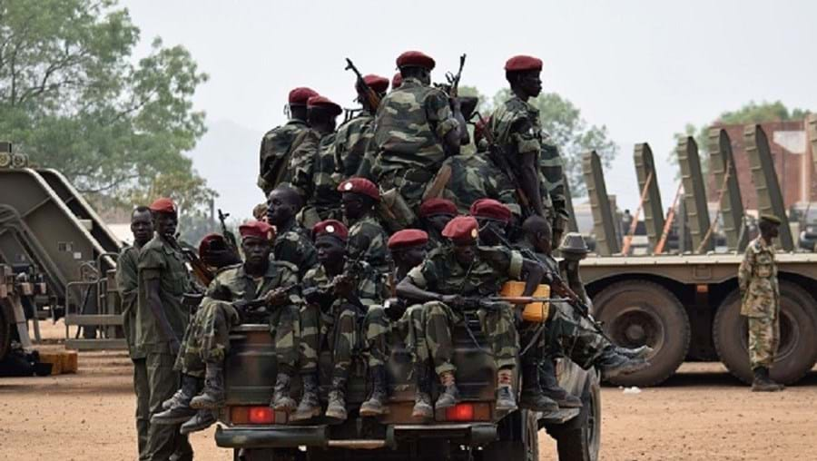 Confrontos envolveram o exército do Sudão do Sudão e antigos rebeldes