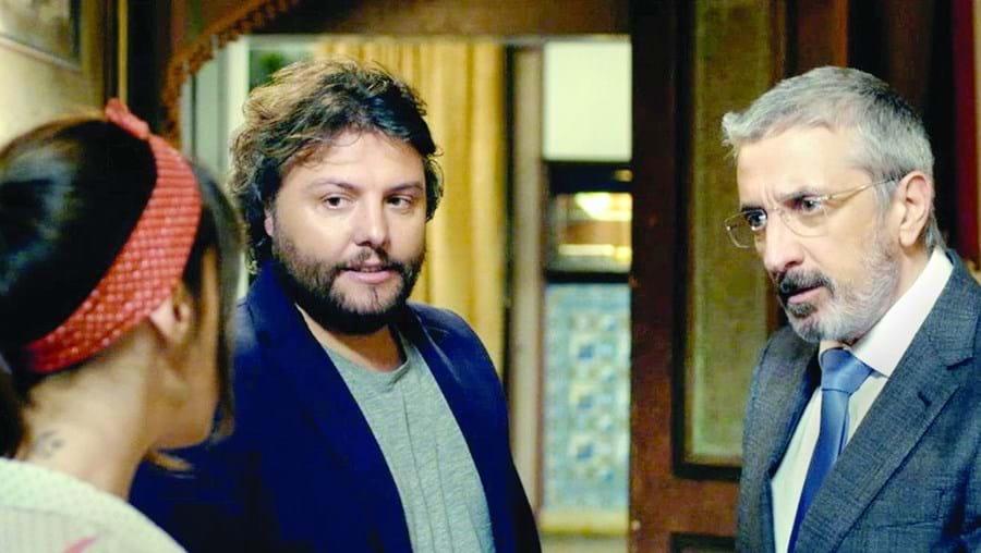 César Mourão e Miguel Guilherme.