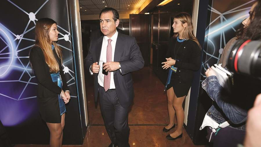 Nuno Vasconcellos é o presidente da Ongoing Strategy Investments, que agora vai ser liquidada