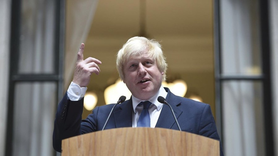 O novo ministro dos Negócios Estrangeiros britânico, Boris Johnson