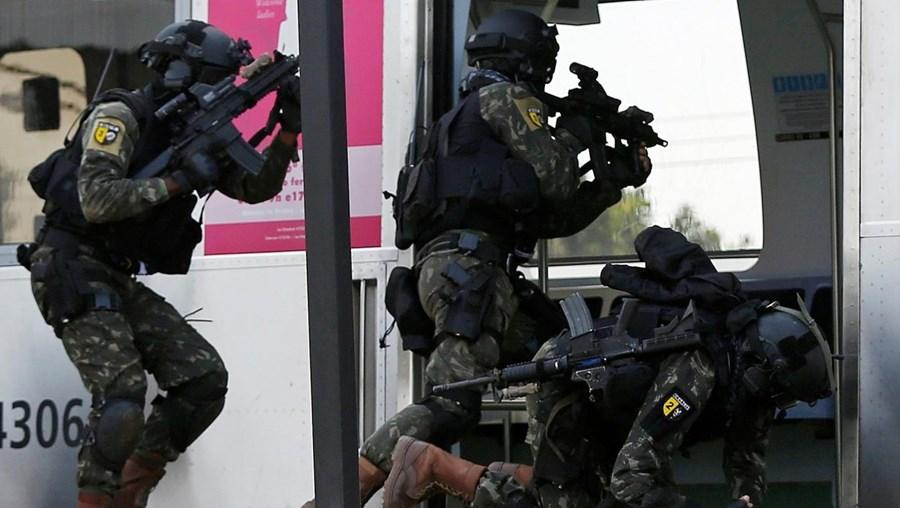 Brasil, Rio de Janeiro, Jogos Olímpicos, Segurança, Terrorismo