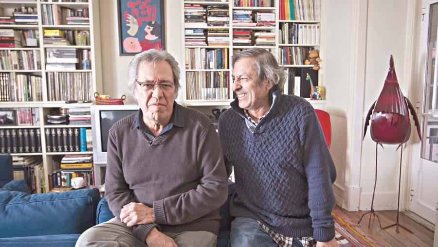 Sérgio Godinho e Jorge Palma são dois dos músicos e autores que assinaram a petição contra o YouTube