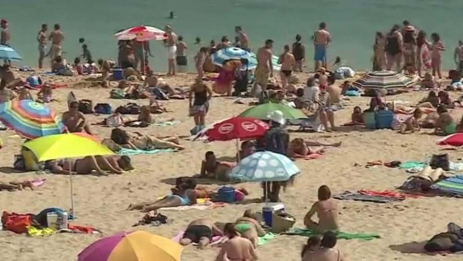 Onda de calor em Portugal