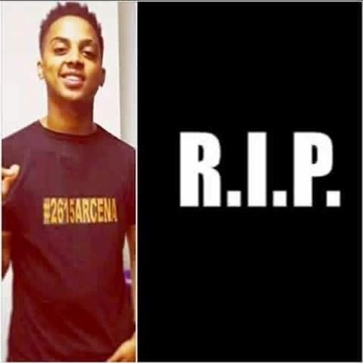 Os paramédicos que se deslocaram ao local do crime ainda tentaram salvar o jovem mas este acabou por morrer