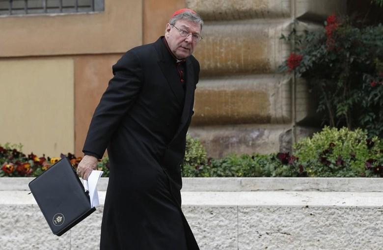 O diretor financeiro do Vaticano George Pell