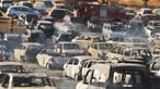 Incêndio no Andanças destrói 422 carros