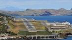 Aeroporto do Funchal condicionado pelo vento