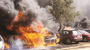 Seguros devem ser acionados após fogo no Andanças