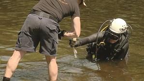 GNR apanha 150 quilos de droga a boiar no rio