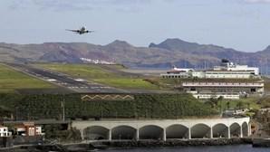 Vento volta a condicionar aeroporto da Madeira