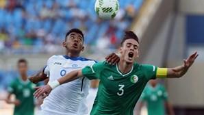 Honduras venceram Argélia no torneio olímpico