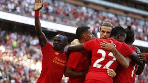 Barcelona goleado pelo Liverpool