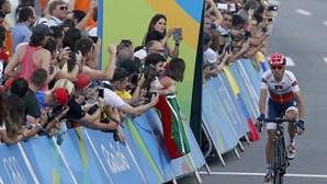 Rui Costa desapontado com 10.º lugar no Rio2016