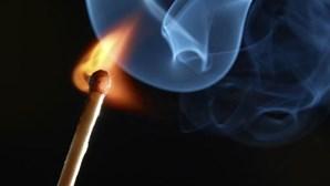 Detido homem suspeito de atear fogo em mato do Sabugal