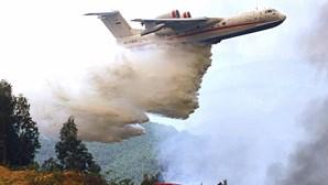 Aviões russos já chegaram a Portugal