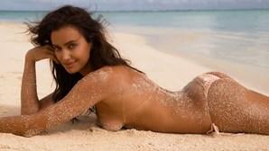Irina sofre acidente nas férias