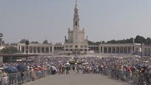 Milhares enchem Santuário de Fátima