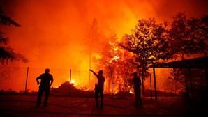 Fogo de S. Pedro do Sul pode ficar resolvido com aviões