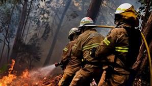 Fogo na Calheta em rescaldo e vigilância