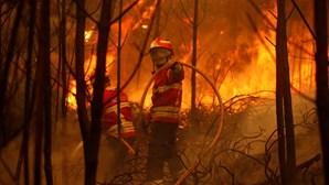 Jaime Marta Soares confiante no trabalho dos bombeiros