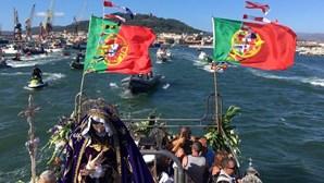 Procissão com emoção em Viana do Castelo