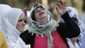 Pelo menos 50 mortos em ataque na Turquia perto da fronteira síria