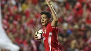 Benfica empata em casa com o Vitória de Setúbal