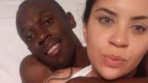 Fotos íntimas de Bolt divulgadas nas redes sociais