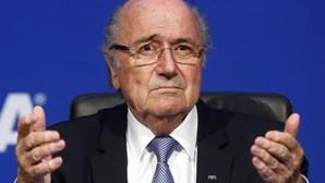 Antigo presidente da FIFA Joseph Blatter hospitalizado