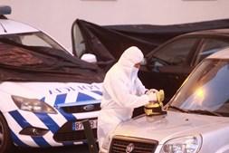 Inspetores da PJ realizaram perícias forenses