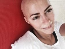 Sofia descobriu no dia 13 de novembro de 2015 que sofria de cancro da mama