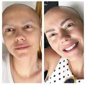 Atriz revelou que pinta as sobrancelhas e que a maquilhagem a ajuda a sentir-se mais bonita