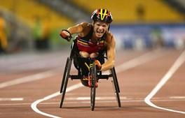 Marieke Vervoort tem 37 anos e planeia morrer depois de competir nos Jogos Paraolímpicos do Rio de Janeiro
