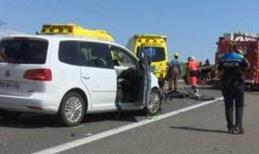 Espanha, Tarragona, Barcelona, acidente, acidentes de transporte, acidente rodoviário