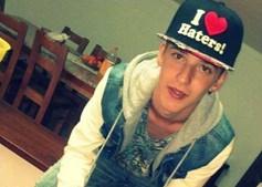 Rúben Cavaco foi agredido após deixar a namorada em casa