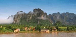 A região esconde aldeias tribais que ainda conservam o mesmo modo de vida de há séculos