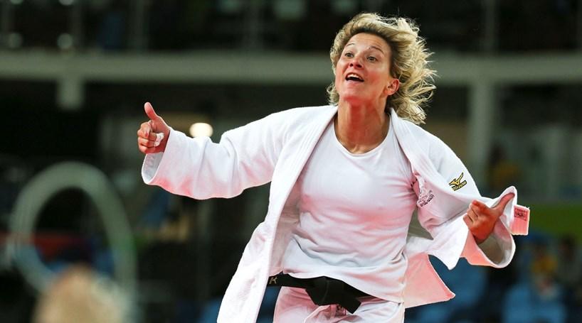 Resultado de imagem para Telma Monteiro conquista bronze nos Europeus de judo