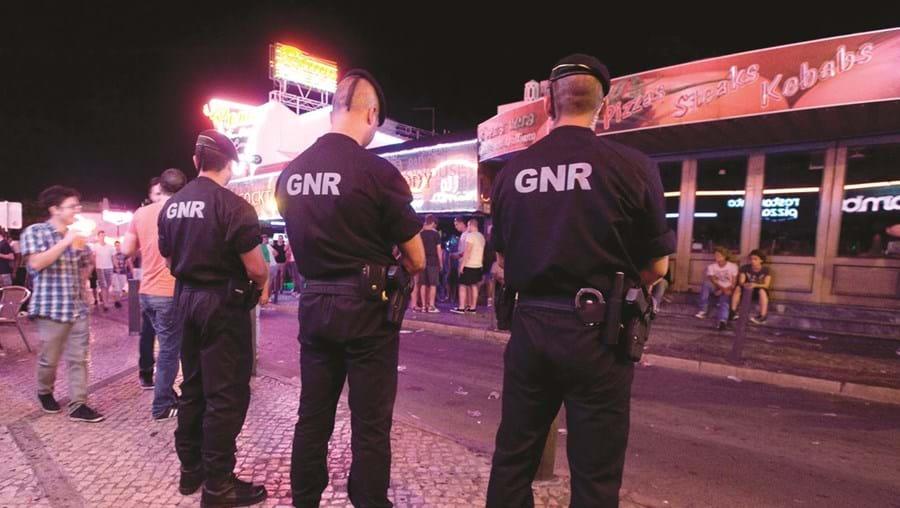 Militares reforçaram vigilância ao pequeno tráfico e consumo de droga em zonas de maior concentração de turistas