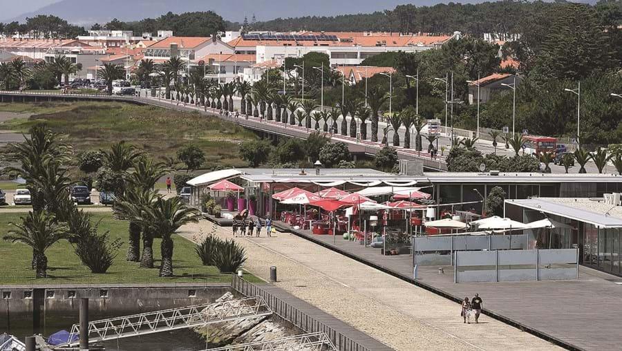 Marginal de Esposende deverá ganhar um novo projeto de mobilidade, circulação e estacionamento a médio prazo