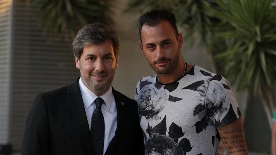 Beto e Bruno de Carvalho
