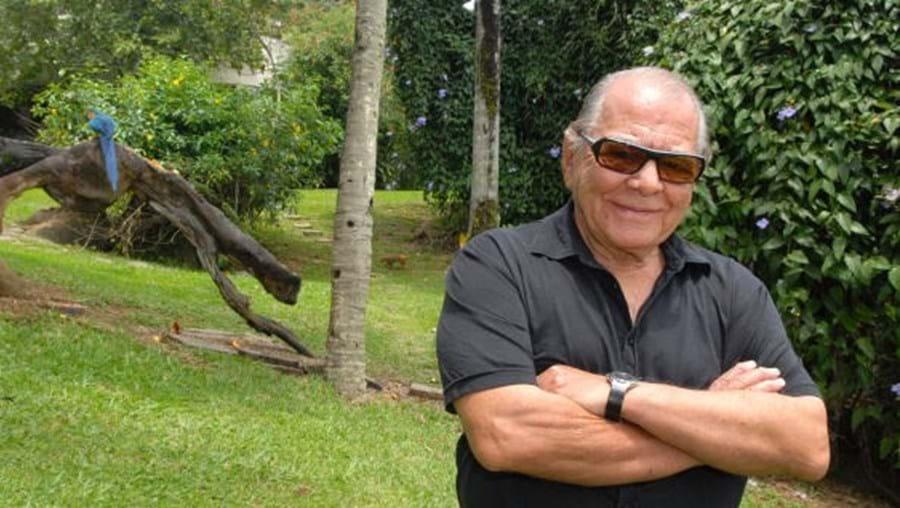 Ivo Pitanguy, numa foto de 2006