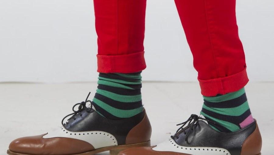 Sapatos de um Dandy