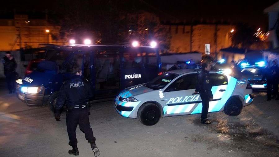 Operação da PSP no bairro da Cova da Moura visava os furtos de motos nas últimas semanas