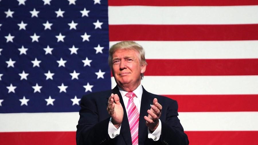 O bilionário Donald Trump